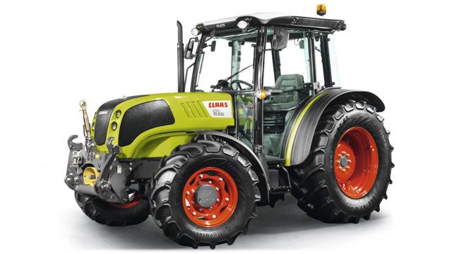 CLAAS tractoren   ELIOS 240-210 van 75 tot 103 pk
