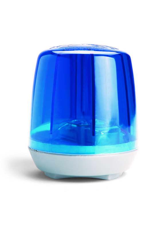 Rolly FlashLight Zwaailamp Blauw