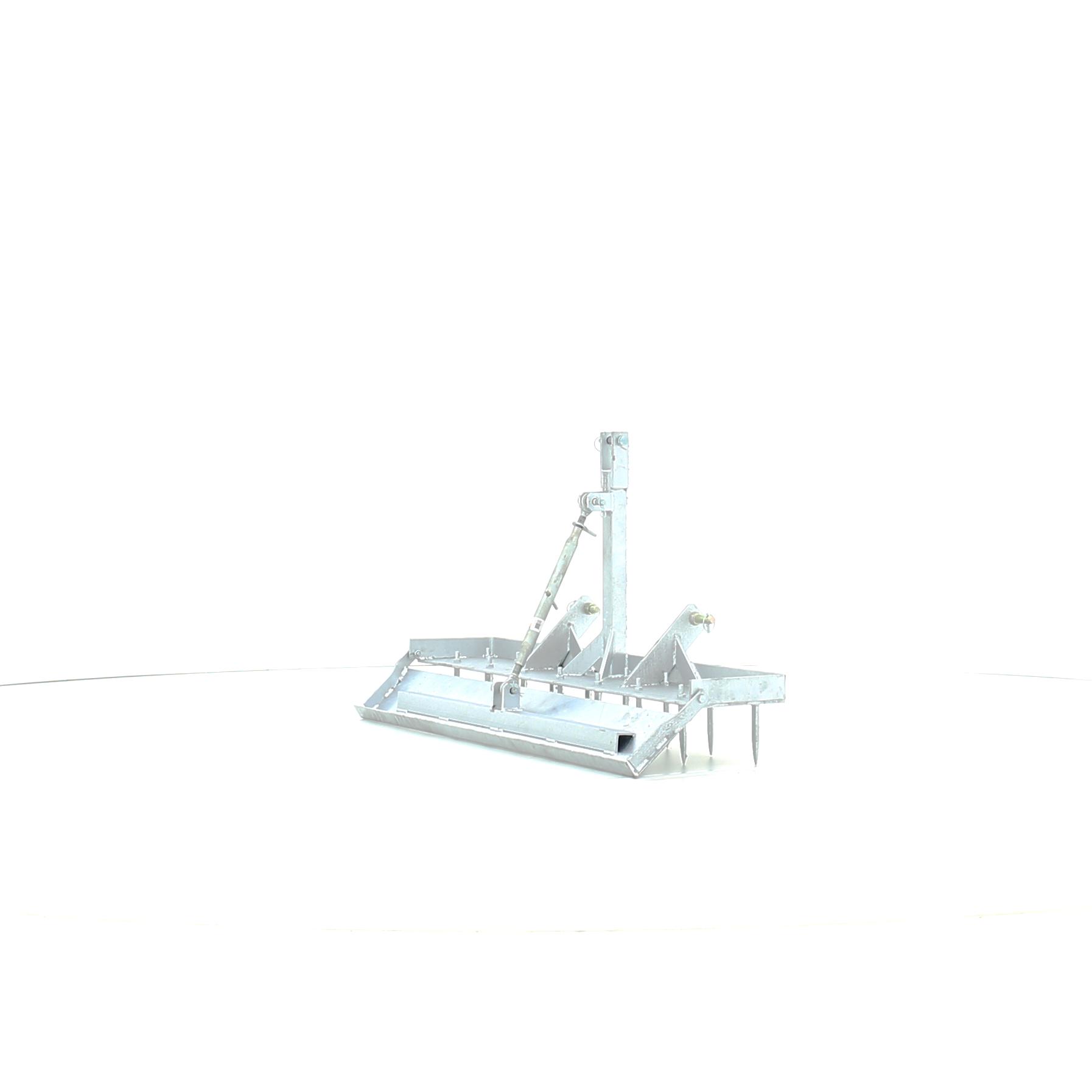 Manegevlakker gegalvaniseerd 100 tot 200cm