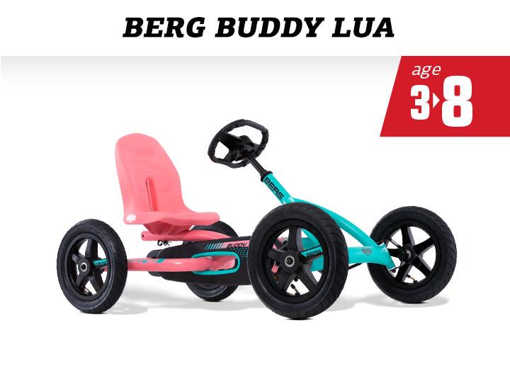 BERG Buddy Lua skelter