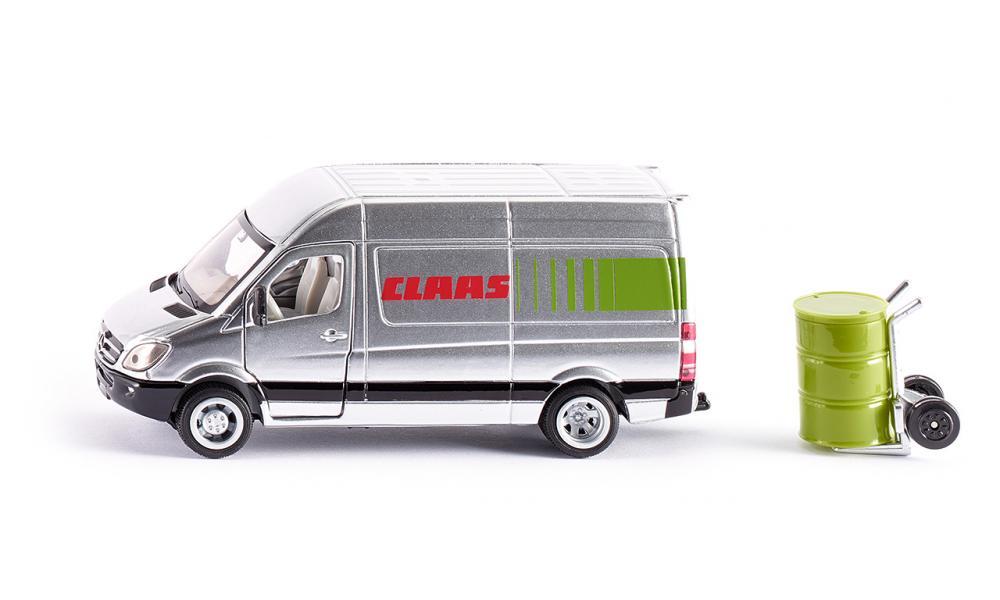 Claas Servicewagen 1:50