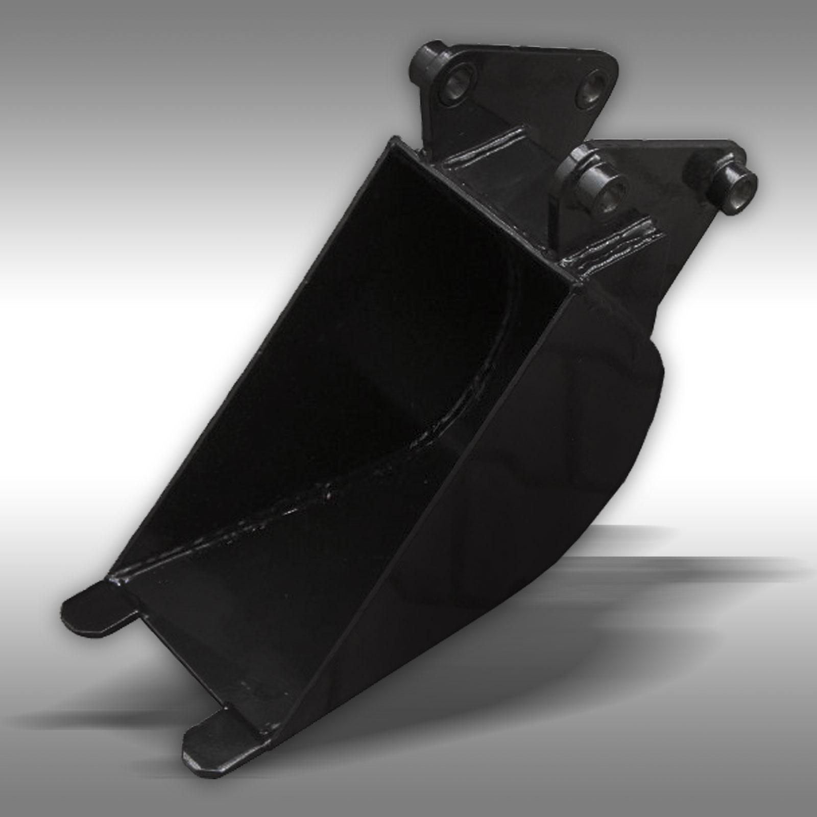Jansen Graafbak 200 mm (standaard) voor  minigraafmachine  MB-300